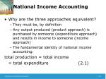 national income accounting2