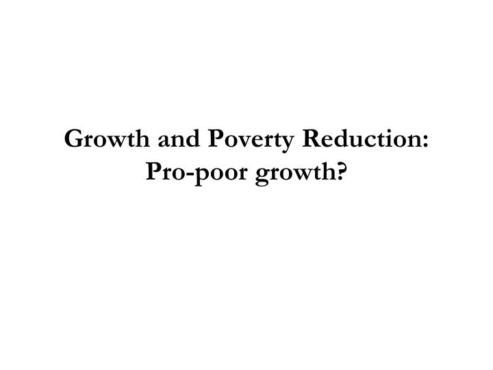 positive functions the poor and poverty The uses of poverty: the poor pay all by: herbert j gans gans' goal is to show the important functions of poverty and the necessary roles it plays in society.