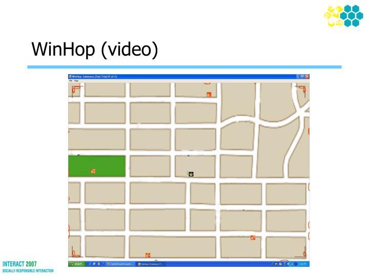 WinHop (video)