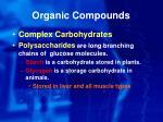 organic compounds1