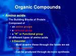 organic compounds5