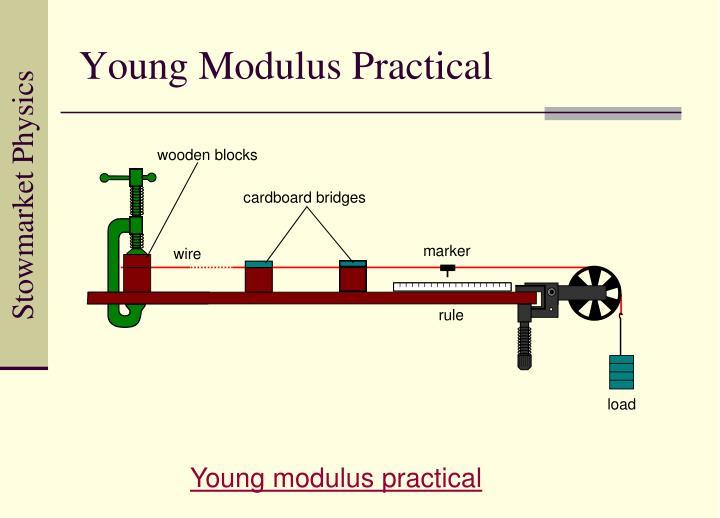 Young Modulus Practical