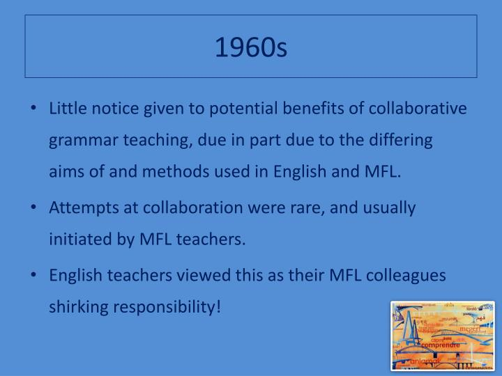 Collaborative Teaching Benefits : Ppt collaborative grammar teaching in english and mfl