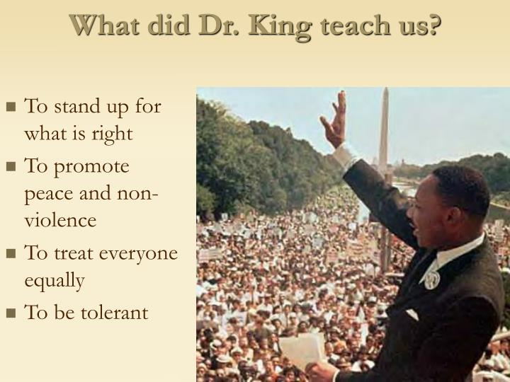 PPT - Let's Meet Martin Luther King, Jr. PowerPoint ...