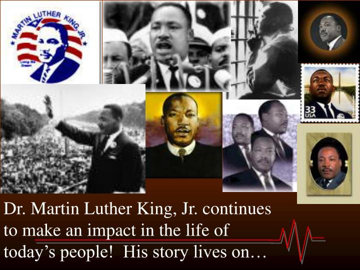 a brief note on martin luther king Martin luther king jr was one of america's most influential civil rights activists his passionate, but non-violent protests, helped to raise awareness of racial inequalities in america, leading to significant political change martin luther king was also an eloquent orator who captured the imagination and.