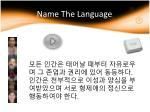 name the language17
