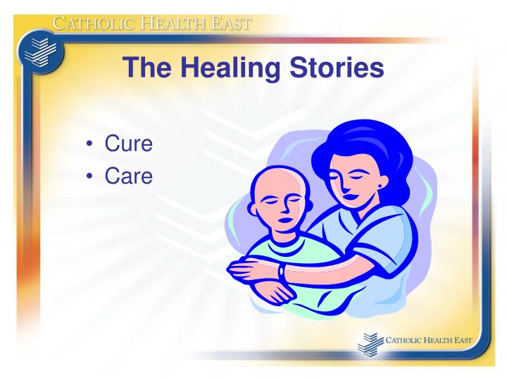 The Healing Stories