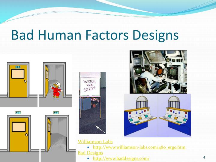 PPT - What is a Human Factors Engineer? PowerPoint ...