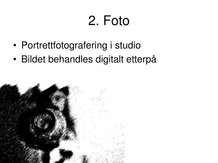 2. Foto