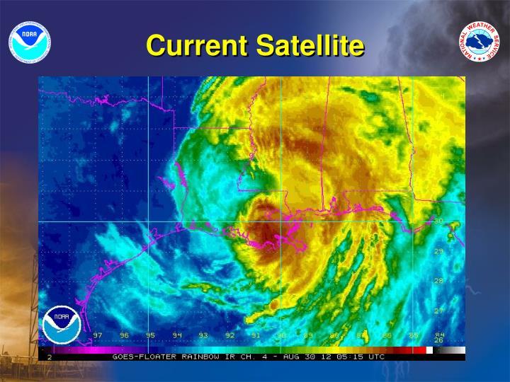 Current satellite