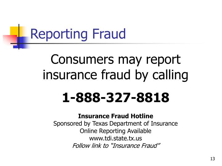 the problem of insurance fraud Insurance fraud is one of the most serious problems threatening viability of insurance companies insurance frauds are driving up the overall costs of insurers and premiums for policyholders it.