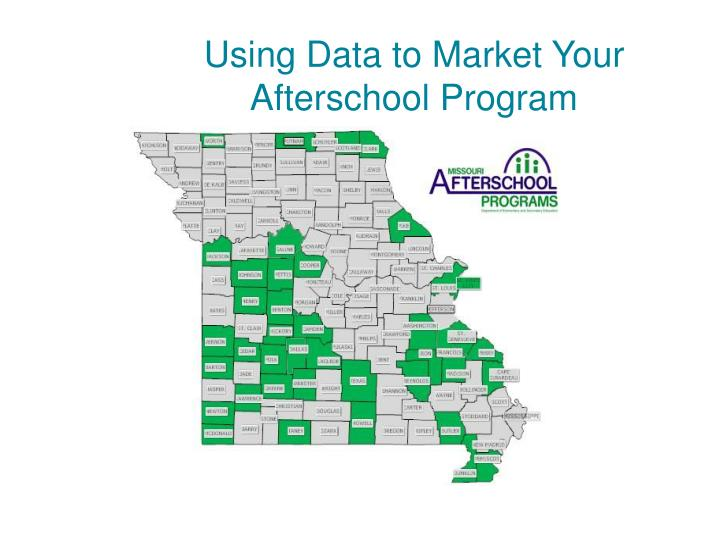Using data to market your afterschool program