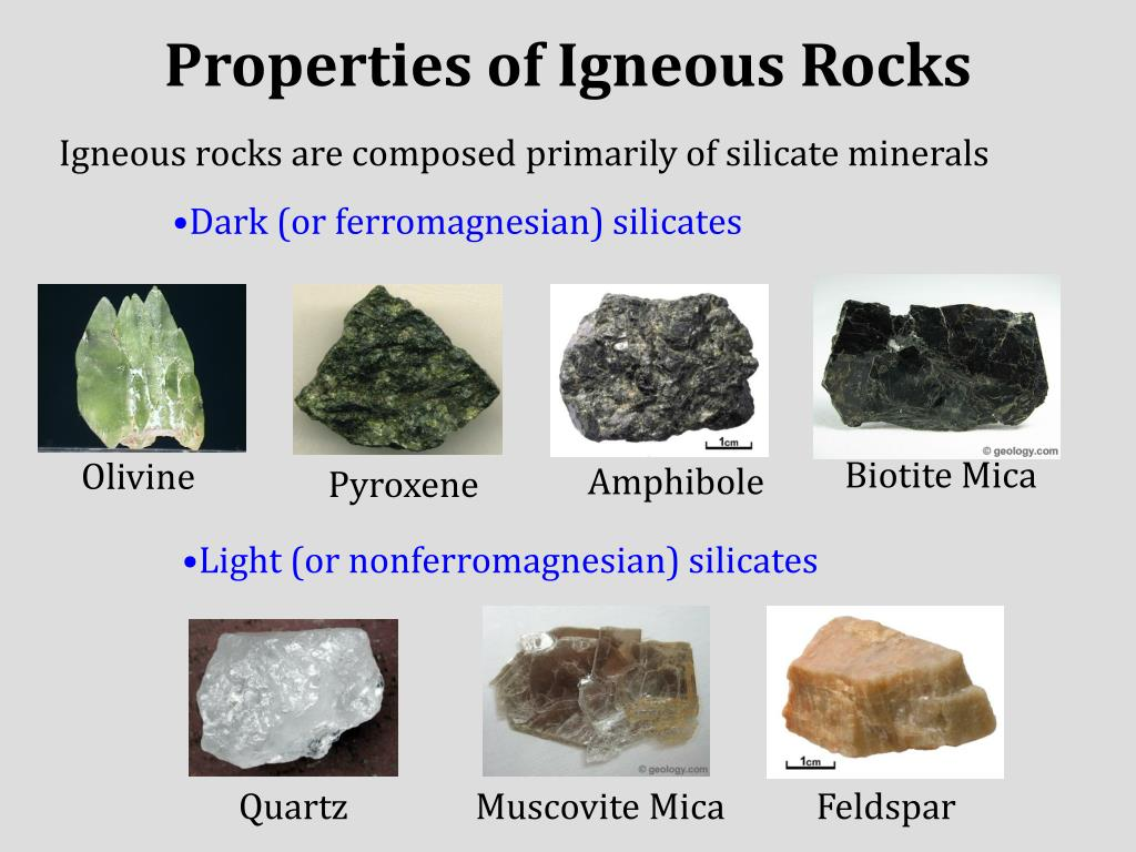 Ppt Igneous Rocks Forged By Fire Powerpoint