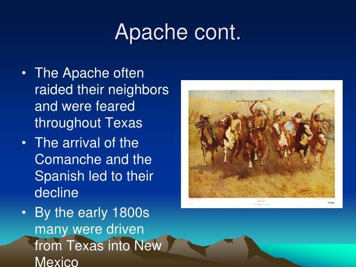 Apache cont.
