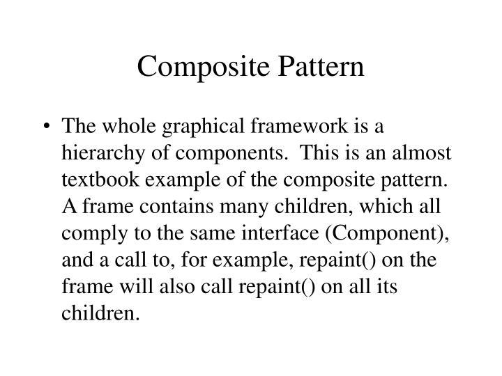 Composite Pattern