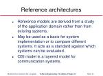 reference architectures1