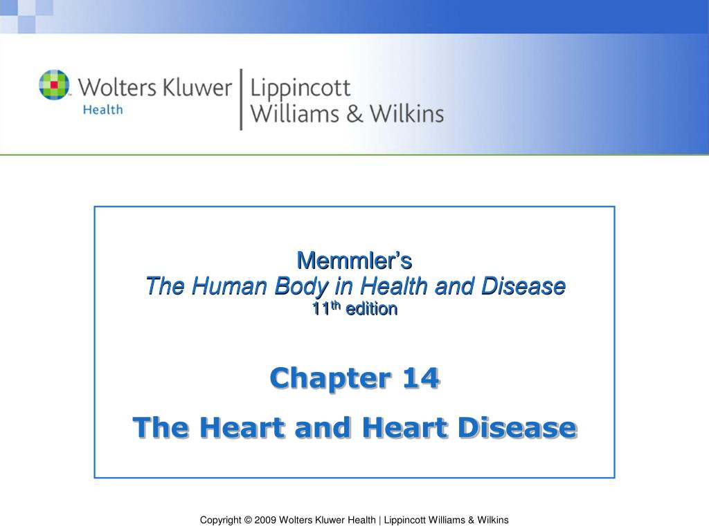 memmler s the human body in health and disease 11 th edition n.