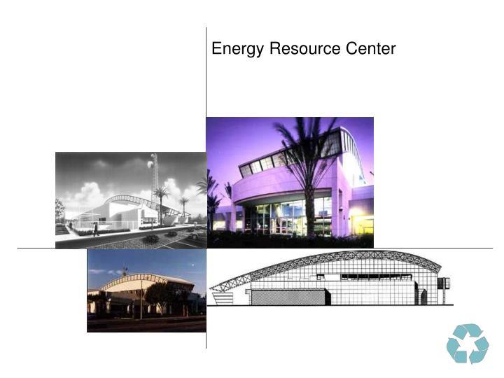 Energy Resource Center