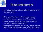 peace enforcement2