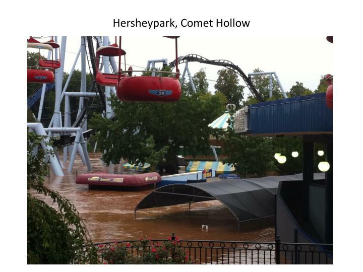 Hersheypark, Comet Hollow