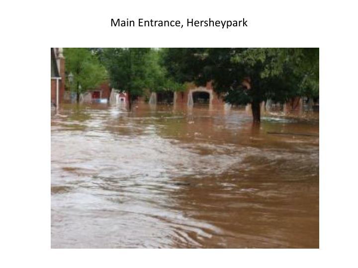 Main Entrance, Hersheypark