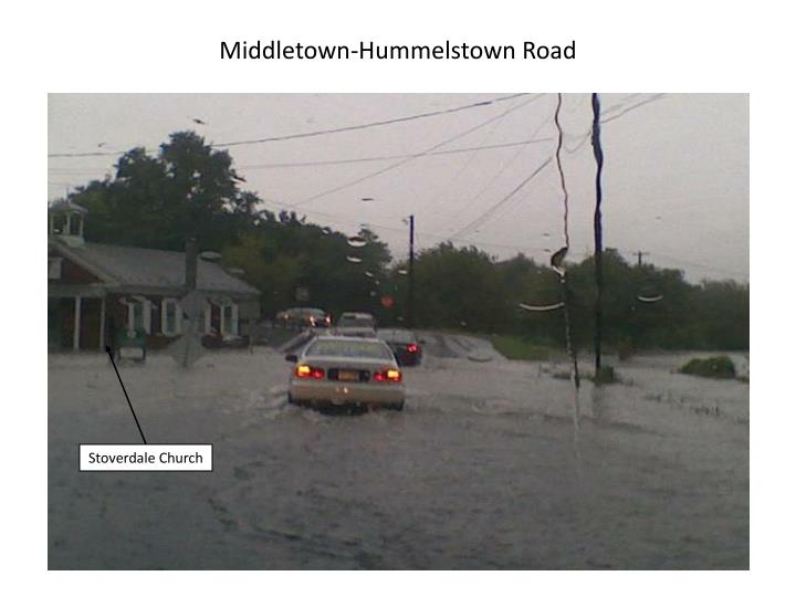 Middletown-Hummelstown Road