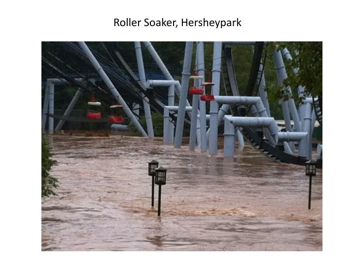 Roller Soaker, Hersheypark