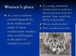 women s place