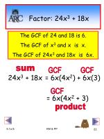 factor 24x 3 18x