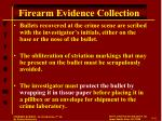 firearm evidence collection2