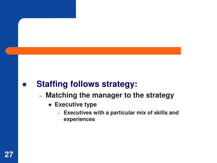 the management strategy of the executives of paychex