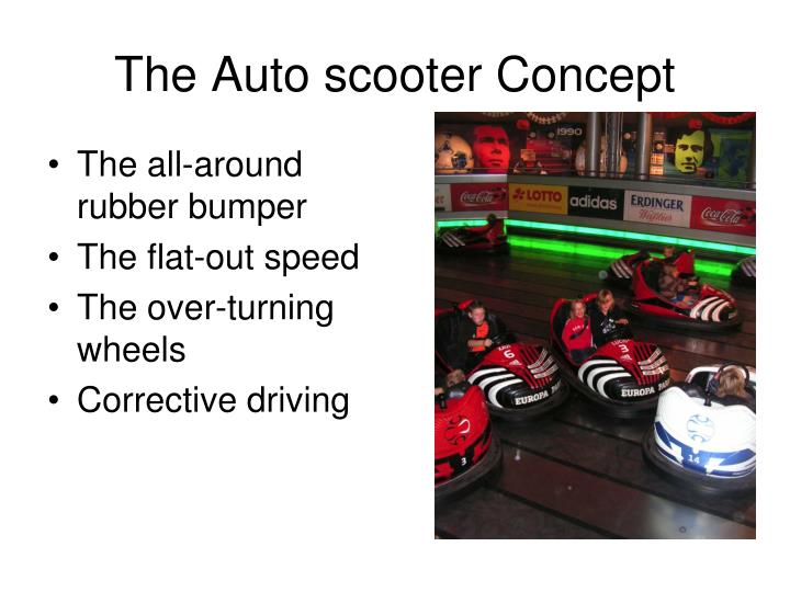 The Auto scooter Concept
