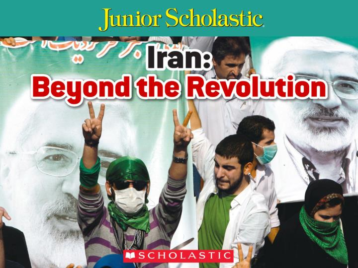 What events led to iran becoming an islamic republic