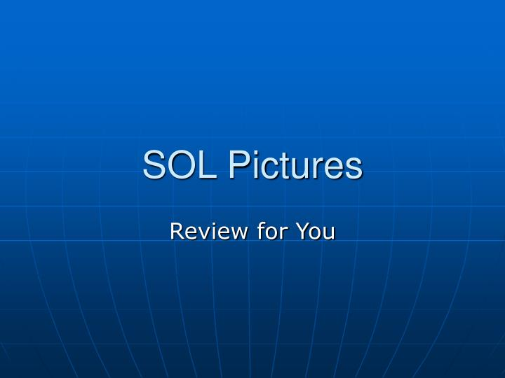 sol pictures