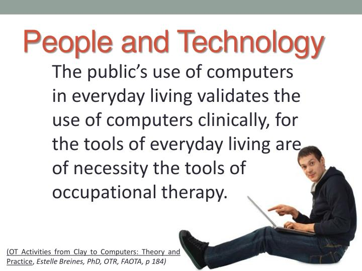 people and technology n.