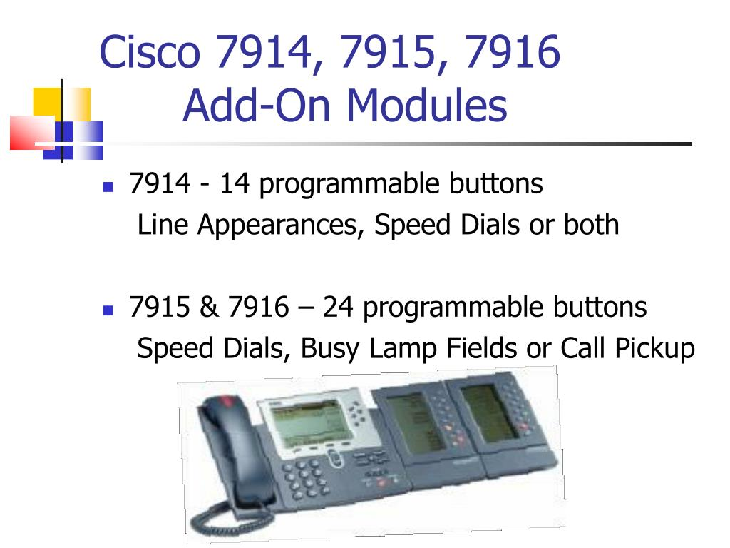 PPT - Cisco IP Phone Training PowerPoint Presentation - ID