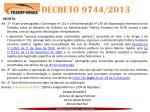 decreto 9744 20131