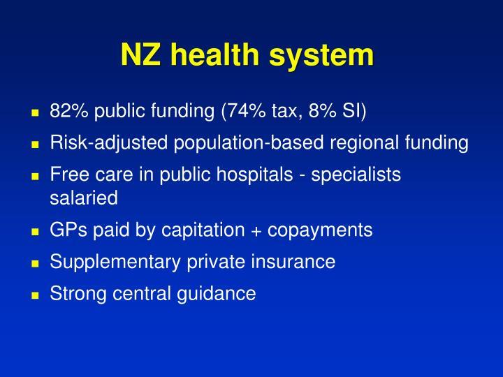 NZ health system