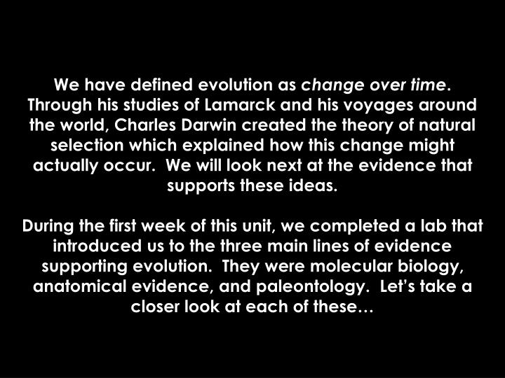 the evidence and claims for evolution and creation Site map for the talkorigins archive  why what antievolutionists quote is not valid evidence against evolution  by evolution or creation the international.