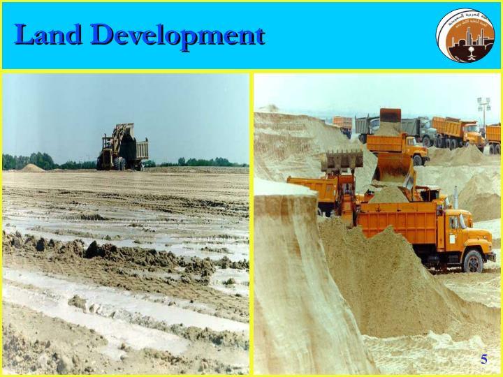 Commercial Land Development : Ppt jubail industrial city a billion super project