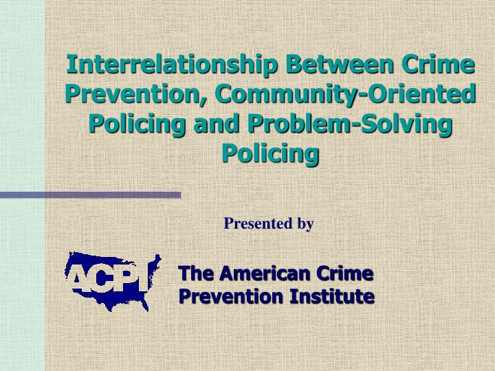 pros and cons of problem oriented policing [summary]community policing pros and cons | apecsecorg community policing is what is also known as foot patrolling this is when a police officer, or more than one, patrols a community on foot, being repeatedly assigned to a pros and cons of problem oriented policing free essays.