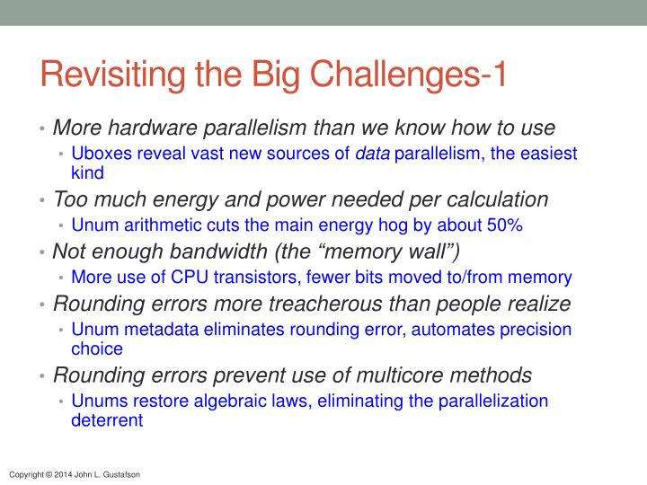 Revisiting the Big Challenges-1