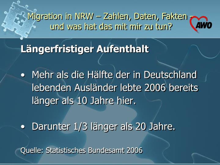 Migration in nrw zahlen daten fakten und was hat das mit mir zu tun2