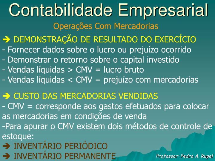 Contabilidade empresarial1