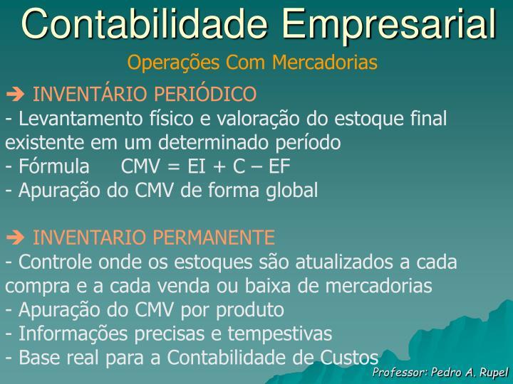 Contabilidade empresarial2