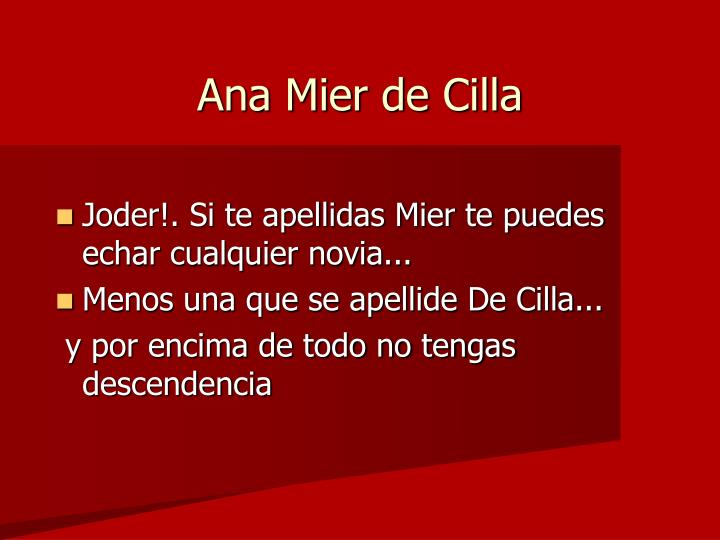 Ana Mier de Cilla