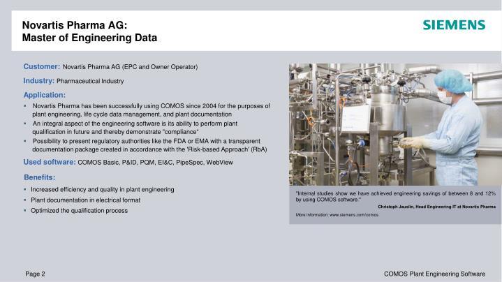 Novartis pharma ag master of engineering data1