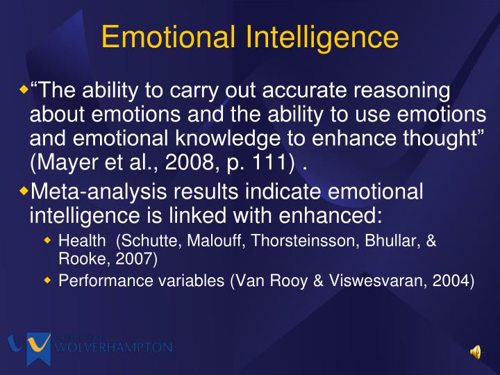 emotional intelligence three schools of thought Can emotional intelligence be taught in schools what sort of subjets would that imply  emotional intelligence in schools  what thought sparked off that .