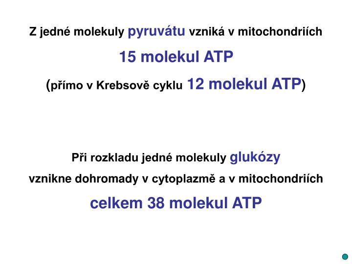 Zjedné molekuly