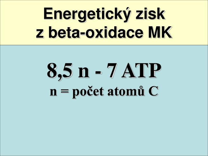 8,5 n - 7 ATP